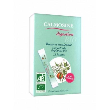 Calmosine Boisson Apaisante Bio 12 dosettes