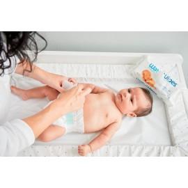 Lingettes bébé WaterWipes pour peaux sensibles