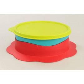 Tupperware - Assiette Bébé avec ventouse - 550ml