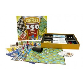 Coffret 150 jeux classiques - Ferriot Cric