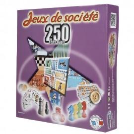 Coffret 250 jeux classiques - Ferriot Cric