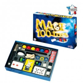 Coffret 100 tours de magie - Ferriot Cric