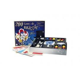Coffret 200 tours de magie + DVD - Ferriot Cric