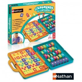 J'apprends à compter - Nathan