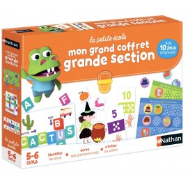 Mon Grand Coffret Grande Section - Nathan