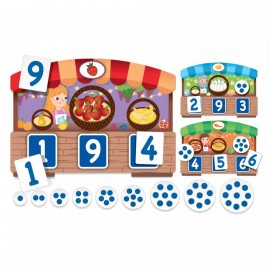 Loto tactile 123 Montessori 3-6 ans - Headu
