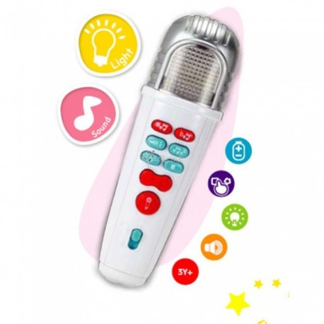 Superstar Microphone - Winfun