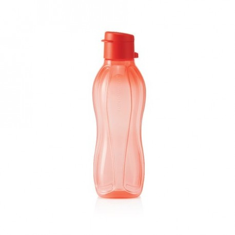 Tupperware - Eco bouteille click 500ml - Rouge
