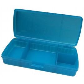 Tupperware - boite divisée - Bleu