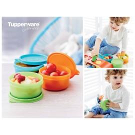 Tupperware - Mini raviers Kids - Set de 3