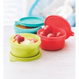 Tupperware - Mini raviers Kids - Set de 3