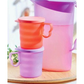 Tupperware - Tasses flash 350ml - Set de 2