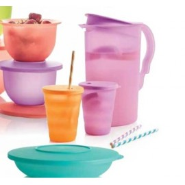Tupperware - Verres à paille 330ml - Set de 2