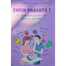 Livre Enfin Parents
