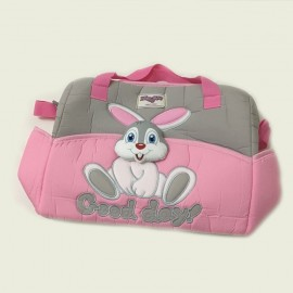 Sac à langer Lapin Rose BabyShez Turkey