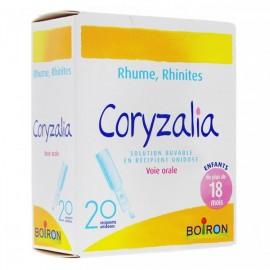 CORYZALIA®, 20 unidoses buvables