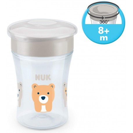 NUK Magic Cup 360° tasse d'apprentissage - 230ml