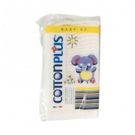 Cotton plus carre coton extra large X60