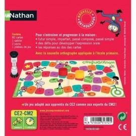 Conjugaison - Nathan - dès 7 ans