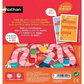 le Corps Humain - Nathan - dès 7 ans