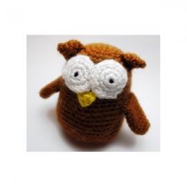 Peluche Moka au crochet
