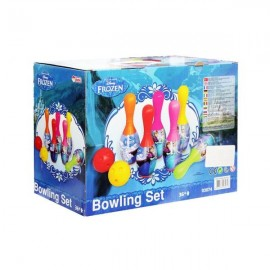 Set Bowling Reine des neiges
