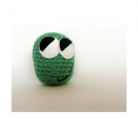 Monstre vert au crochet