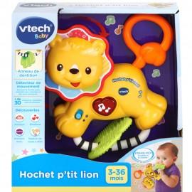 Hochet P'tit lion Vtech (3-36M)
