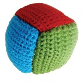 Jouet Cube en crochet