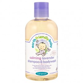 Shampoing Gel Douche BIO Bébé - Earth Friendly Baby by Lansinoh