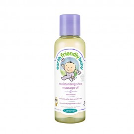 Huile de massage hydratante BIO 125ml - Earth Friendly Baby by Lansinoh