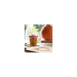 BEABA - Cuillère 2ème âge rose – 8m+