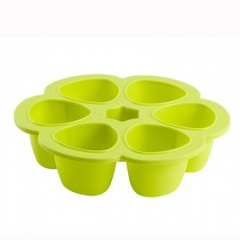 BEABA Multiportions XL – 6x150 ml Neon