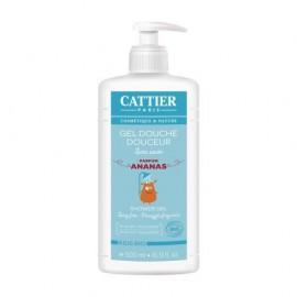 Cattier Bio - Gel douche douceur kids bio 500 ml
