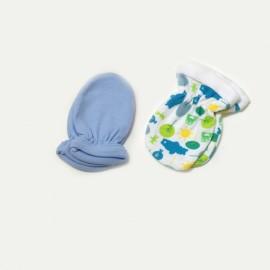 paires de gants pur coton anti griffures