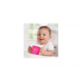 Munchkin Tasse d'Apprentissage Miracle 360° -207ml - Rose