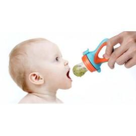 Grignoteuse Bébé en Silicone