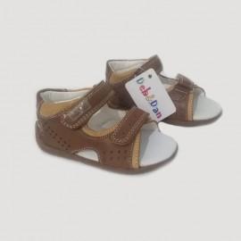 Sandales bébé garçon - Marron