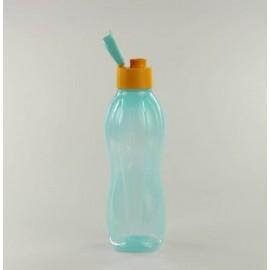 Tupperware - Pack Grande boite divisée 1L & éco bouteille Click 500ml