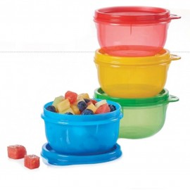 Tupperware - Tasse à collation sans BPA 110 ml - Bleu