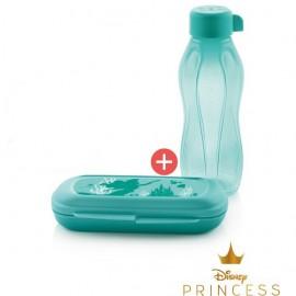 Tupperware - Pack Boîte Princesse & éco bouteille 310ml
