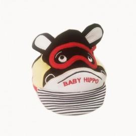 Casquette bébé Hippo en 100% coton