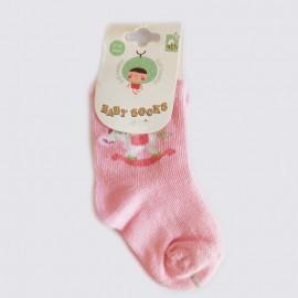 Chaussettes bébé coton 9-18 mois