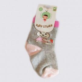 Chaussettes bébé coton 18-36 mois