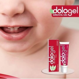 Dologel gel gingival poussée dentaire 25ML GILBERT