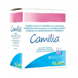 Camilia Poussée dentaire Solution Buvable Unidoses