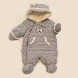 Combi-pilote bébé chaud ouverture zip totale