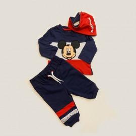 Ensemble Mickey Mouse pour bébé - 3 pièces
