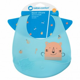 Bébé Confort bavoir silicone doux et souple