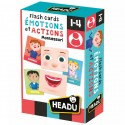 Montessori émotions et actions 1-4 ans - Headu